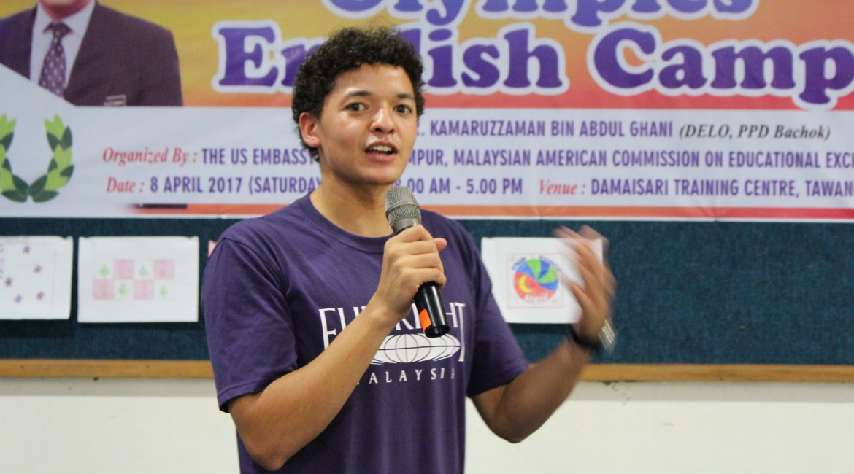 ETA Spotlight: Adam Henderson, Malaysia