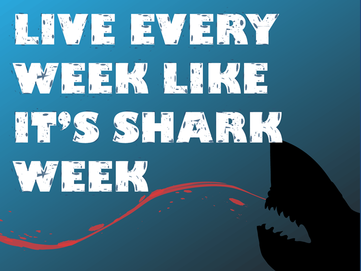 Lesson of the Week: Shark Week & Shark Attack