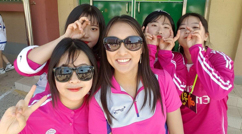 ETA Spotlight: Cara Mooney, South Korea