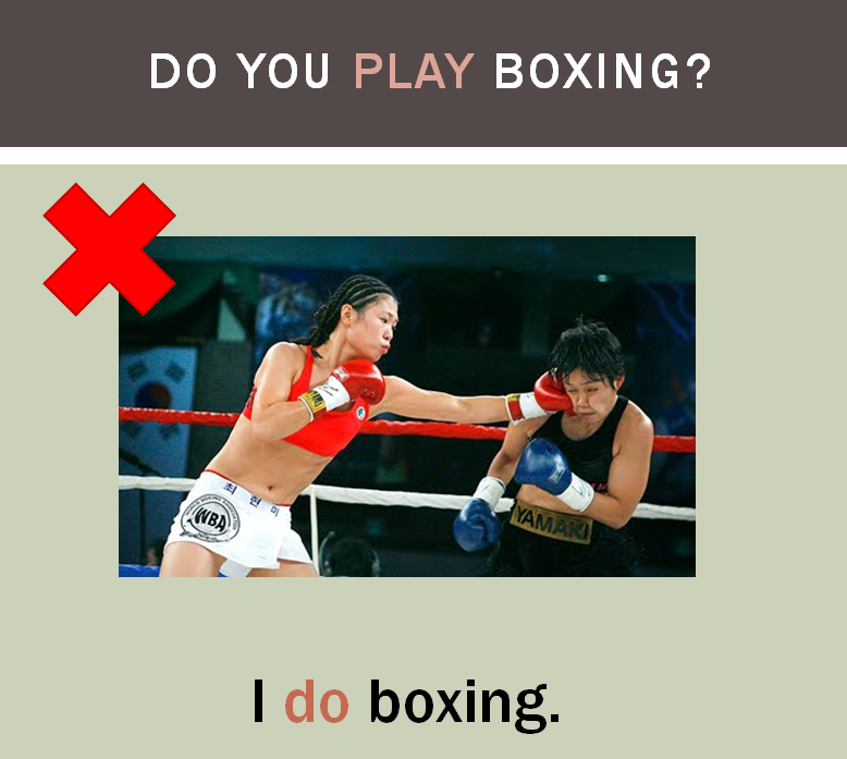 Boxen Spiel