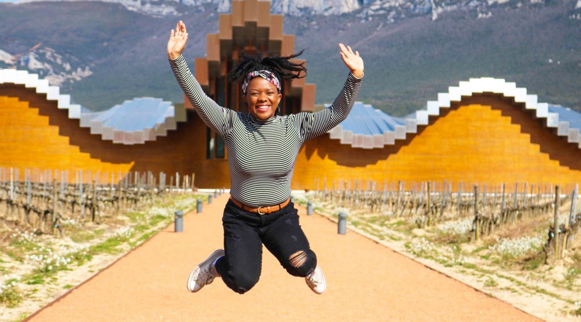 ETA Spotlight: Sojourner White, Spain