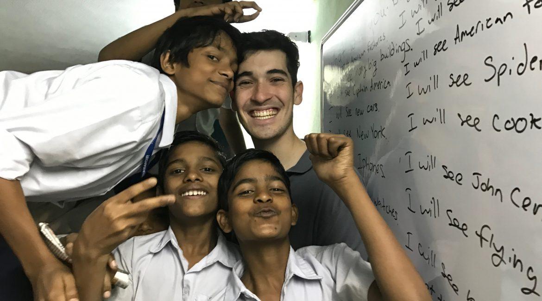 ETA Alumni Spotlight: David Hamburger, Kolkata