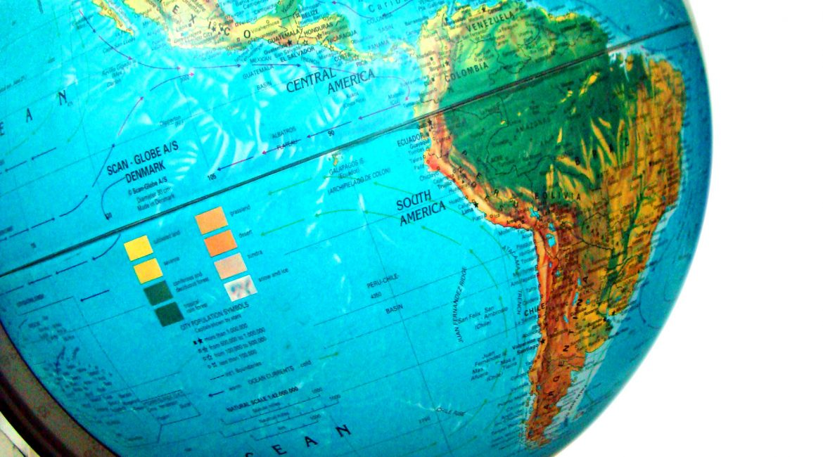 Lesson Resource of the Month: Latin America Teaching Collab Project