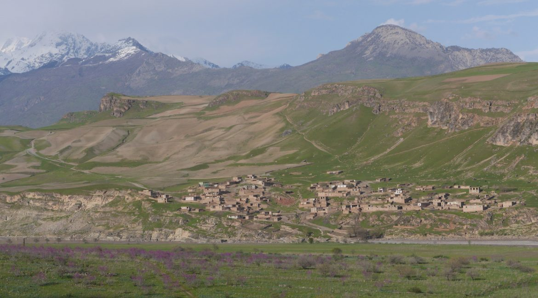 ETA Alumni Spotlight: Canyon Darcy, Tajikistan