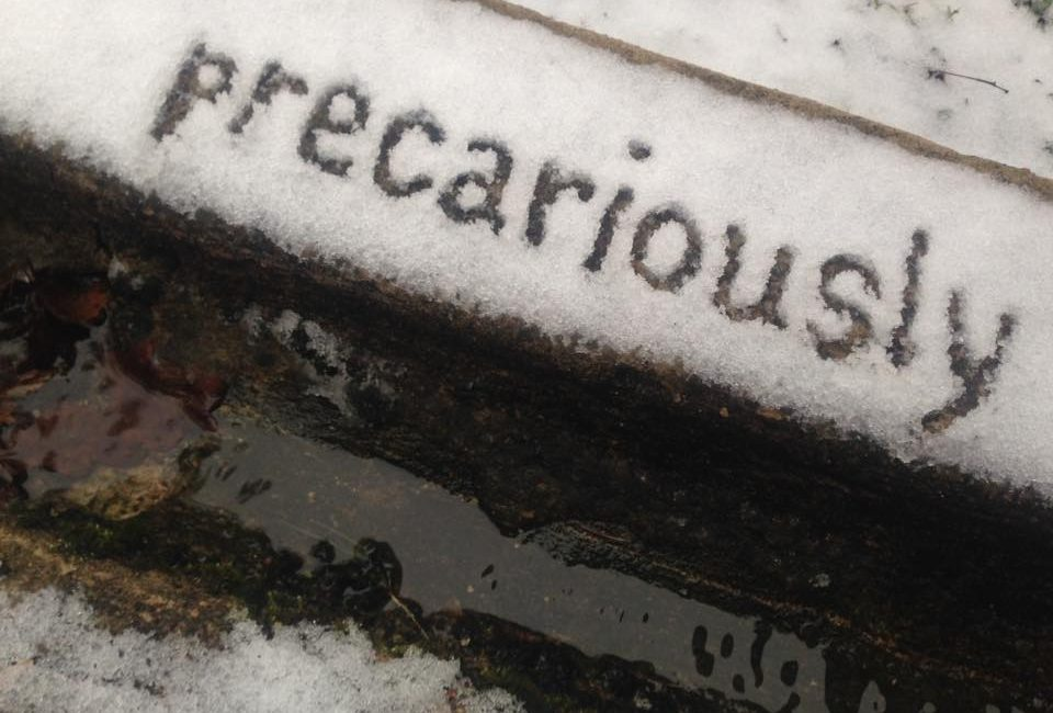 Lesson of the Week: Snow Writing