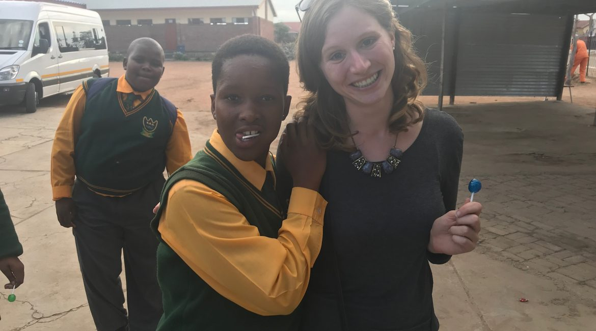 ETA Spotlight: Lara Hawley, South Africa