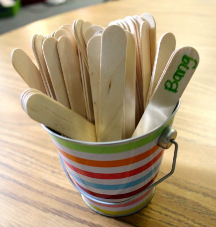 Lesson of the Week: Popsicle Stick Storytelling