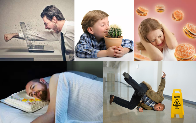 Lesson of the Week: Weird Stock Photos