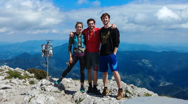 Researcher Spotlight: Dan Ansorge, Slovenia