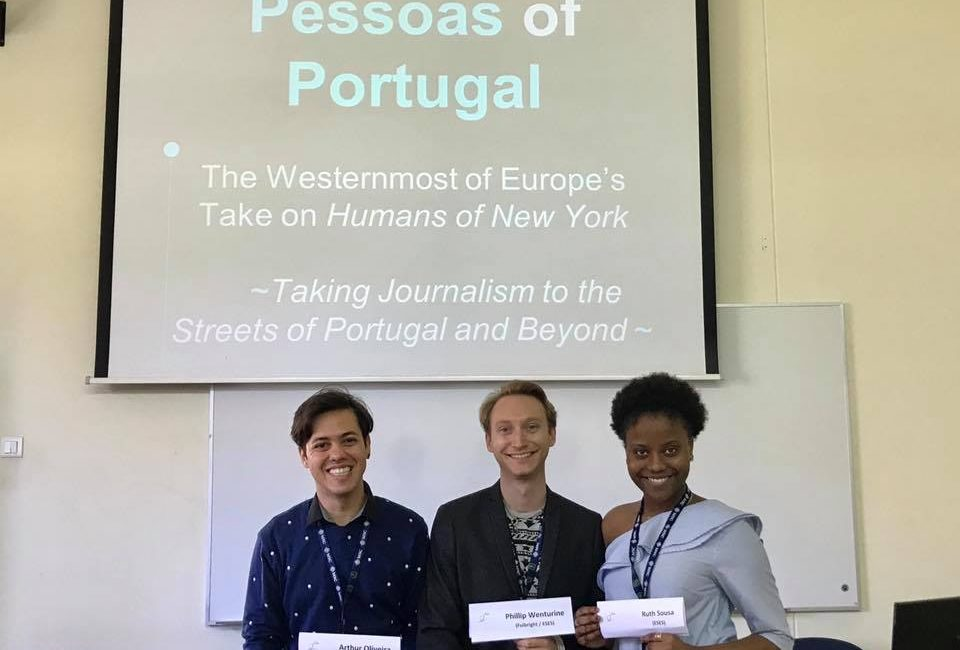 "ETA Project Spotlight: Phillip Wenturine, ""Pessoas of Portugal"""