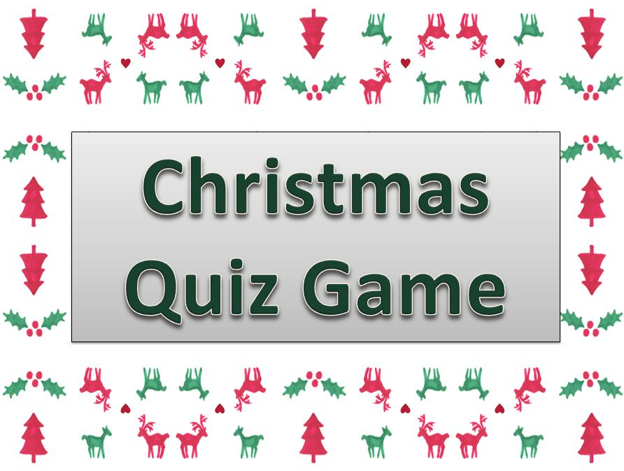 this is a fun christmas quiz game you can play with your students its set up to play like jeopardy with points and categories labeled by colors - Christmas Jeopardy Game
